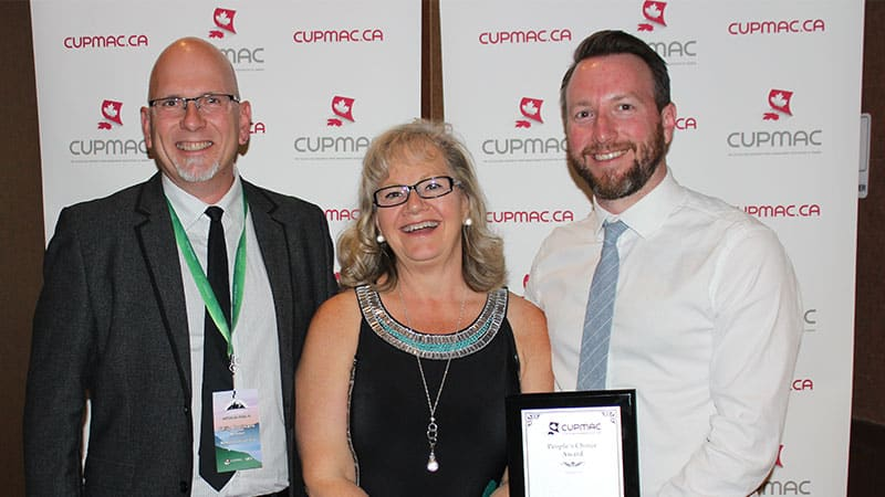 CUPMAC Award Winners 2019